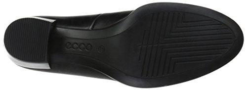 ECCO Shape 35, Zapatos de Tacón para Mujer Negro (1001black)