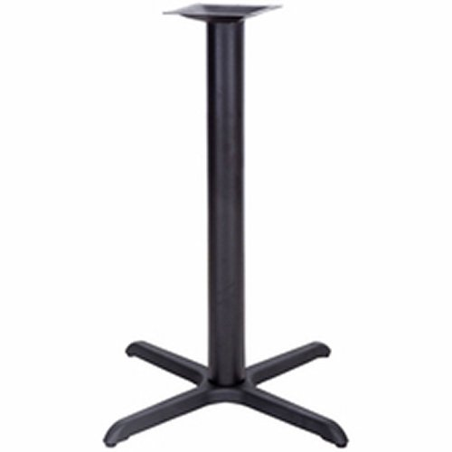 "Kratos 47K-024 Restaurant Table Base - 42"" Bar Height, 33""Wx33""D Base Spread"