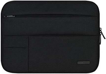 CHENZHAOL Maletín Estuche for Laptop for Estuche Protector for 14 15.6 Pulgadas (Color : Black, Size : 11.6 Inch): Amazon.es: Deportes y aire libre