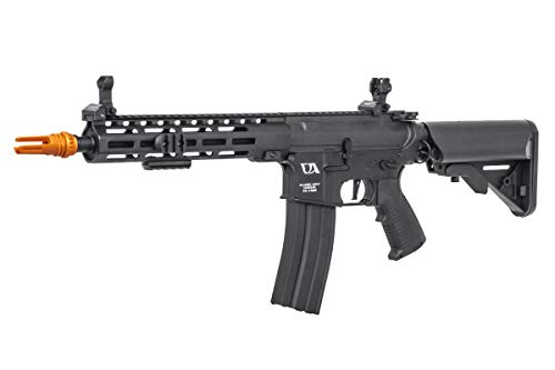 Army Classic Aeg (Classic Army Skirmish ECS ML10 M4 M-LOK Carbine AEG Airsoft Rifle (Black))