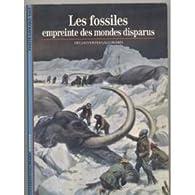 Les fossiles, empreinte des mondes disparus par Yvette Gayrard-Valy