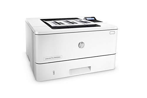HP C5J91A#BGJ LaserJet Pro M402dne Printer w/Ink - Bin Media Hp