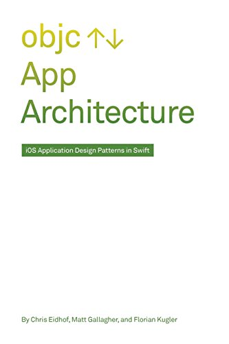 App Architecture: iOS Application Design Patterns in Swift by CreateSpace Independent Publishing Platform