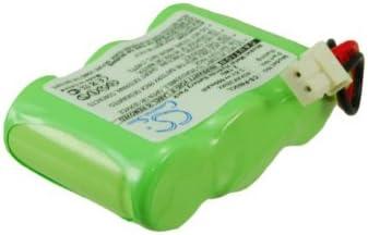 Replacement Battery for AT&T 89-1332-00-00 fits AT&T 01839, EL41108, EL41208(Ni-MH 600mAh / 2.16Wh)