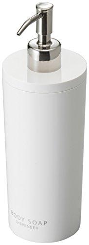 - YAMAZAKI home Tower Body Soap Dispenser - Contemporary Bottle Pump for Shower,