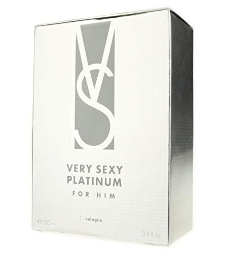 Very Sexy Platinum for Him FOR MEN by Victoria Secret – 3.4 oz COL Spray