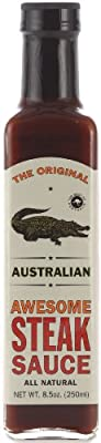 The Original Australian Awesome Steak Sauce 250ml.