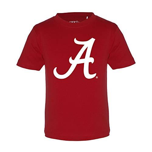 89e85037fd04 Elite Fan Shop Alabama Crimson Tide Toddler Tshirt Red - 3T