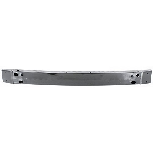 Bumper Reinforcement Compatible with Toyota Corolla 98-02 Front Steel ()