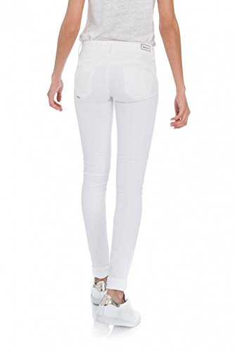 Colorato Push Bianco Wonder Up Salsa Skinny wX5I85xq
