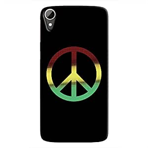 Cover It Up - RYG Peace Desire 828 Hard Case