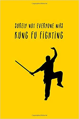 Surely Not Everyone Was Kung Fu Fighting: Funny Song Lyrics