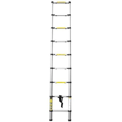 Teleskopleiter Anlegeleiter 260cm