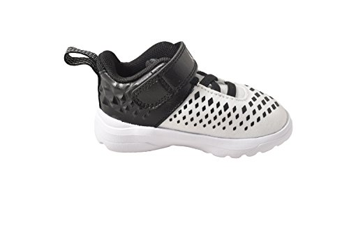 Amazon.com | Boys' Jordan Extra.Fly (TD) Toddler Shoe White/White-Black 6C  | Basketball