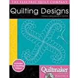 CD-ROM Quilting Designs Quiltmakers Volume 4