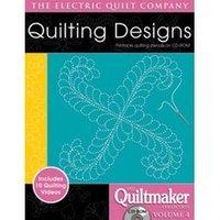 Quiltmaker Quilting Designs Cd : Amazon.com: CD-ROM Quilting Designs Quiltmakers Volume 4