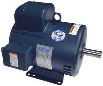 3hp 1725rpm 184t frame 115 208 230 volts open drip leeson electric3hp 1725rpm 184t frame 115 208 230 volts open drip leeson electric motor 131534