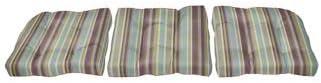Reviewed: 60″ x 19″ x 4″ Sunbrella Tufted Sofa Cushion Set Sunbrella Brannon Whisper
