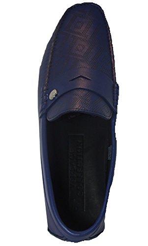 V900689 Uomo VM00327 T41 Collection Mocassino Scarpa Versace SZnBRfx