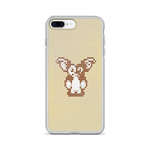- iPhone 7 Plus/iPhone 8 Plus Case Clear Anti-Scratch Gremlins Don't Feed After Midnight. Gizmo Movie 8-bit Cover Phone Cases for iPhone 7 Plus iPhone 8 Plus