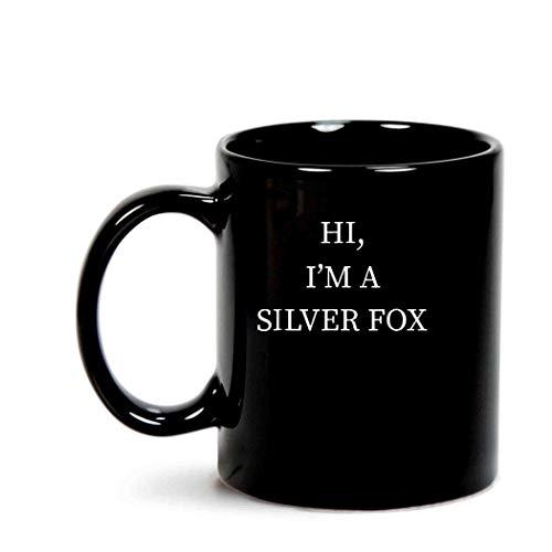 I'm a Silver Fox Halloween Funny Last Minute Idea]()