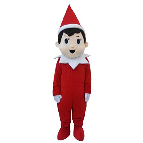 Cospl (Elf On The Shelf Adult Unisex Costumes)