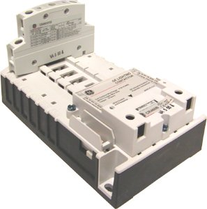 CR463L20AJA - Electrically Held Lighting Contactor; Type CR463; 110V @ 50Hz; 115-120VAC @ 60Hz Coil by General Electric (Image #1)