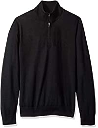 Men's Italian Merino Wool Lightweight Cashwool...