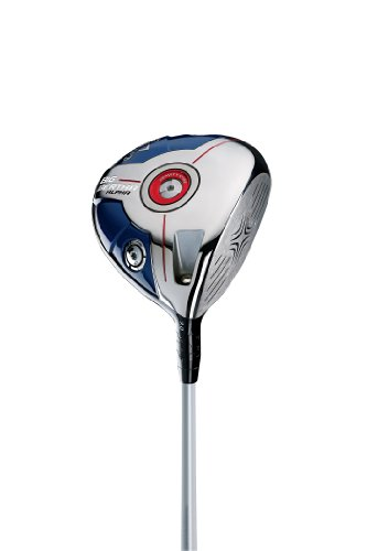 Callaway Men's Big Bertha Alpha Driver, Right Hand, Graphite, Regular Flex, 10.5-Degree