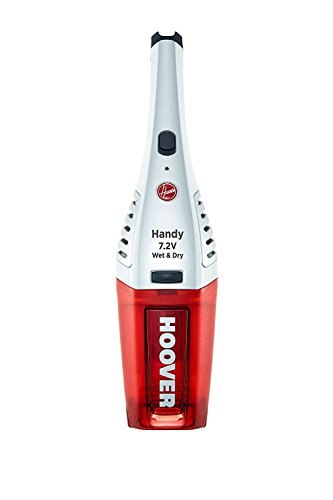 Hoover SJ72WD6A/1 Jive Wet and Dry Cordless Handheld Vacuum Cleaner, 7.2 V,...