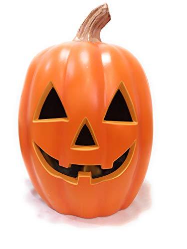 Large Halloween Light Up Jack O Lantern 20