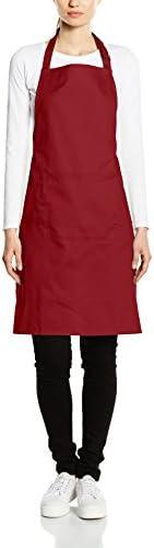 Premier Ladies/Womens Colours Bip Apron With Pocket/Workwear