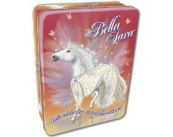 Red Bella's Ball Tin with Trading Card packs