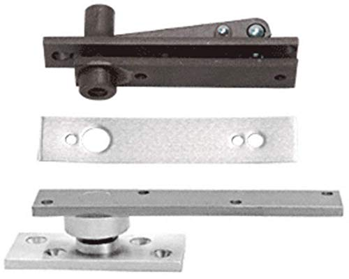 Rixson 370SC Center Hung Pivot Set, Satin Chrome ()