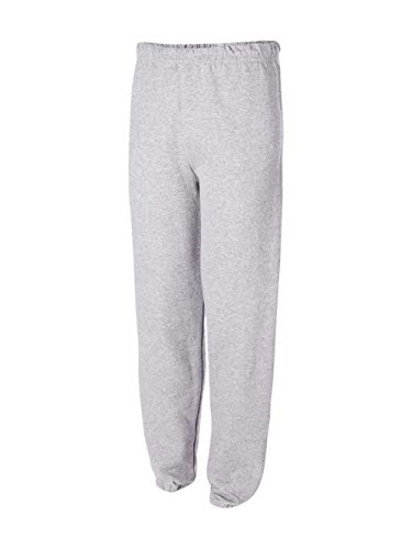 Jerzees Adult 8 oz. NuBlend Fleece Sweatpants M ASH