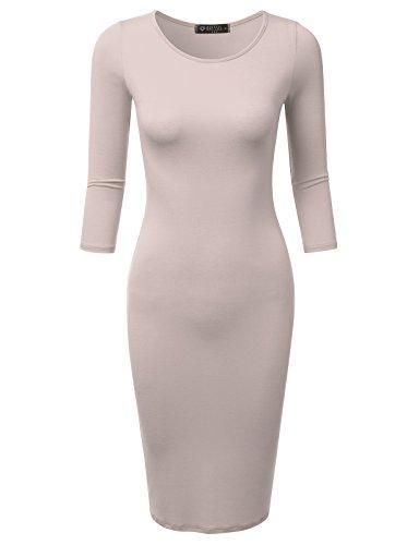 Jersey Pencil Dress - 9