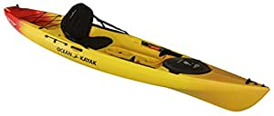 Ocean Kayak Tetra 12 Sit-on-Top Kayak, Sunrise