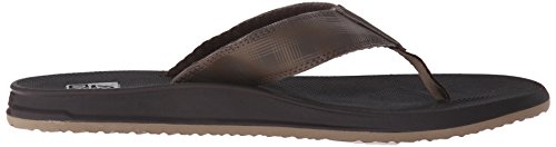 Phantom Reef Men's Plaid Prints Brown Sandal Owgq8wZ
