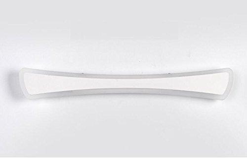 モダンLEDミラーライト0.4 M ~ 1.2 mウォールランプバスルームベッドルームHeadboard壁デコ曇り止め、l400 mm 8 W、クールホワイト B071KZK75X