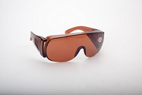SummitLink FitOver Wrap-around Glasses Sunglasses for - Sunglasses Wraparounds