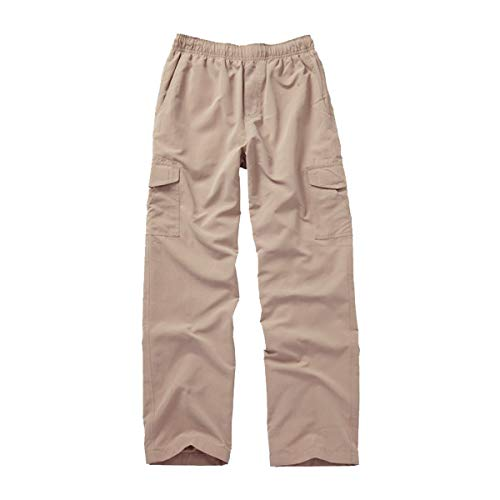 Wes And Boys Willy Pants (Wes and Willy Khaki Pull On Cargo Pant)