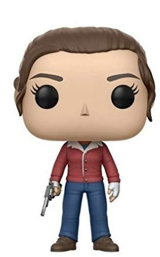 Stranger Things Figura de Vinilo Nancy w/Gun (Funko 14427)