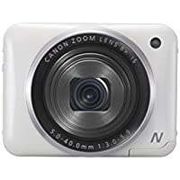 Canon PowerShot N2 White Key Pieces Review Image