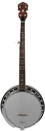 Gold Tone BG-250F Bluegrass Special  Banjo with Flange (Five String, Vintage Brown)