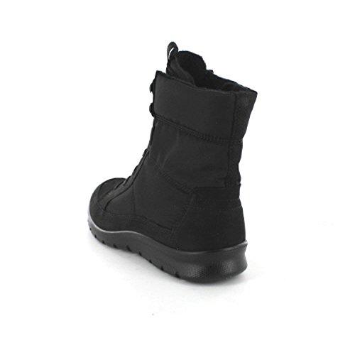 ECCO Babett Boot, Botas para Mujer Negro (Black)