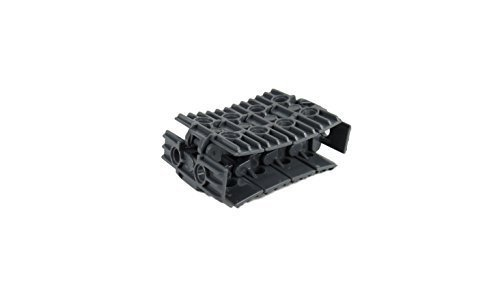 - LEGO Large Tread Links Gray/Blue (x10)
