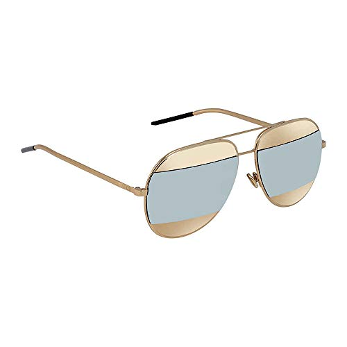 Dior Womens Split 59Mm Metal Aviator Sunglasses