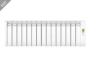 Rointe KRN1500RADC2 Radiador eléctrico bajo consumo 1500 W, 240 V, Blanco