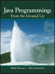 Java Programming: From The Ground Up - International Economy Edition