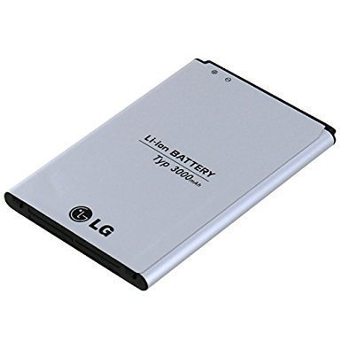 Lg Cellular Phone Replacement Battery - LG 3000mAh Standard Battery BL-53YH for LG G3